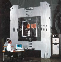 Mechanical test furnace / for sample digestion / heat treatment / chamber
