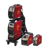 MMA welding generator / MIG-MAG / TIG / with separate wire feeder