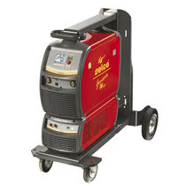 TIG welding power supply / MMA / inverter / with integrated display