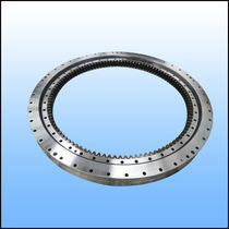 Internal-toothed slewing ring / ball / single-row / for public works, excavators and cranes
