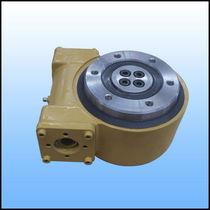 Solar tracker slewing drive / worm gear / compact / dustproof