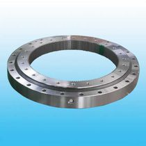 Slewing ring without teeth / ball / single-row / four-point contact