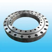 Slewing ring without teeth / balls / single-row / four-point contact