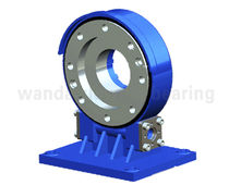 Slewing ring slewing drive