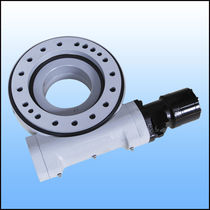 Solar tracker slewing drive / worm gear / slewing ring