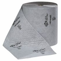 Pad absorbent / roll / universal / cellulosic