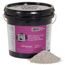 Granular absorbent / universal / for acids