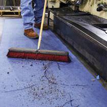 Oil-absorbing mat / polypropylene / polyester