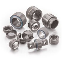 Swivel plain bearing / metal