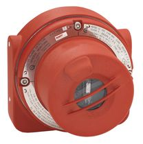 Fire detector / flame / ultraviolet light / for fire safety applications