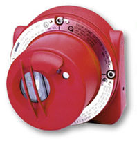 Flame detector / ultraviolet light / infrared / for fire safety applications