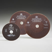 Steel cutting disc / aluminum oxide / non-reinforced