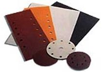 Abrasive sheet / flat / flexible