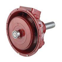Friction clutch / pneumatic / hydraulic