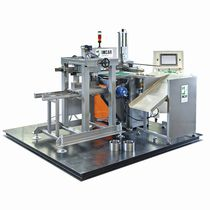 4-roller plate bending machine / electro-pneumatic / automatic