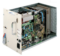 Parallel DC/AC inverter / sine wave / for industrial applications / rack-mounted