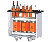 Distribution transformer / dry / floor-standing / three-phase