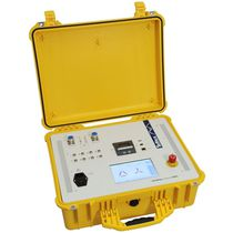 Resistance test device / transformer / automatic