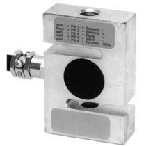 Tension/compression load cell / S-beam / IP65 / strain gauge