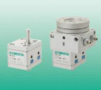 Rotary actuator / pneumatic / compact / lightweight
