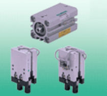 Pneumatic cylinder / double-acting