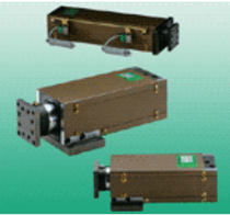 Rotary actuator / pneumatic / double-acting / for robots