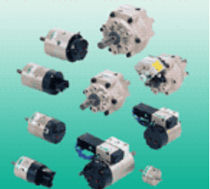 Rotary actuator / pneumatic / double-acting / small-size