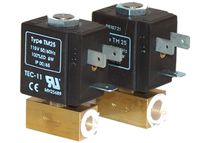 Direct-operated solenoid valve / 3-way