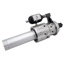 Gas rotary union / 5-passage / hydraulic