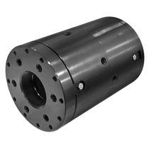 Gas rotary union / 7-passage / hydraulic