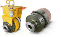 Gas rotary union / high-pressure / for oil industry applications / for the gas industry