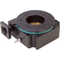 Compact rotary table / worm gear