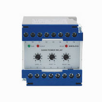Electromechanical relay / power / protection / DIN rail