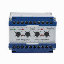 Frequency relay / protection / control / time delay