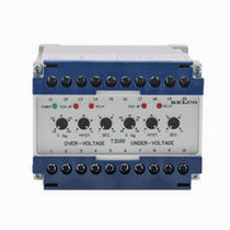 Programmable relay / voltage / DIN rail