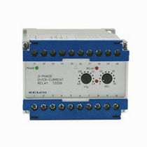 Electromechanical relay / overcurrent / protection / DIN rail