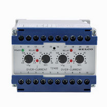 Electromechanical relay / overcurrent / phase / DIN rail