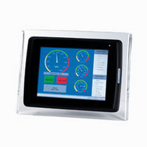 HMI terminal with touch screen / panel / display