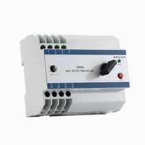 Electromechanical relay / arc-detecting / voltage / DIN rail