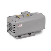 Rotary vane vacuum pump / single-stage / dry / industrial