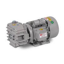Air compressor / rotary vane / oil-free / stationary
