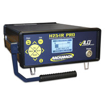 Refrigerant gas leak detector / infrared / with digital display