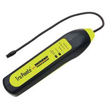 Refrigerant gas leak detector / sniffing / with LED indicator / portable