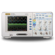 Mixed-signal oscilloscope / bench-top / 2-channel / deep memory