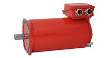 Synchronous motor / electrical / liquid-cooled