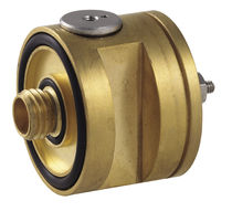 Air pressure regulator / for water / for gas / for fuel