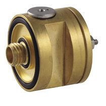 Air pressure regulator / membrane / two-stage / miniature