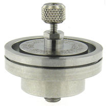 Water pressure regulator / for fuel / for chemical products / for gas
