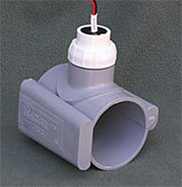 Turbine flow sensor / for liquids and gases / in-line
