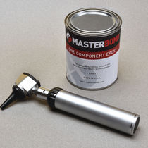 Epoxy adhesive / single-component / shear strength / high-temperature